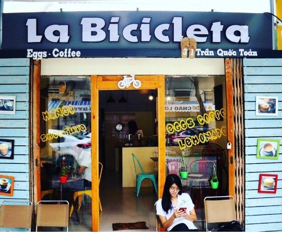 La Bicicleta café - Đà Nẵng
