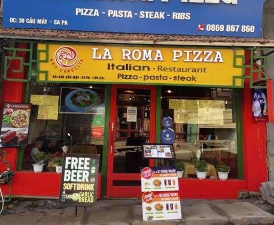 La Roma Pizza Restaurant - Sapa