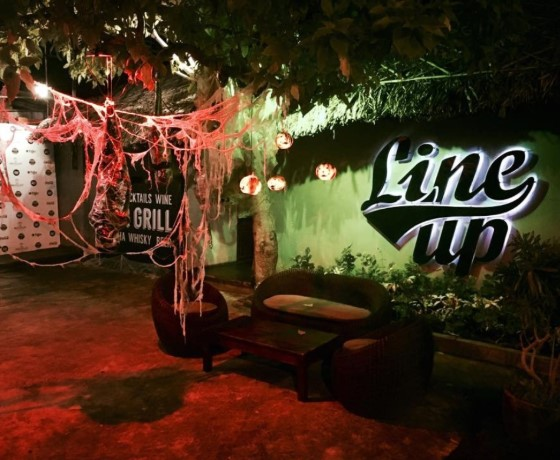 Line Up Bar & Grill - Phan Thiết
