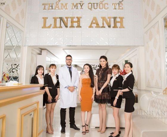 Thẩm mỹ Quốc tế Linh Anh - Phan Thiết