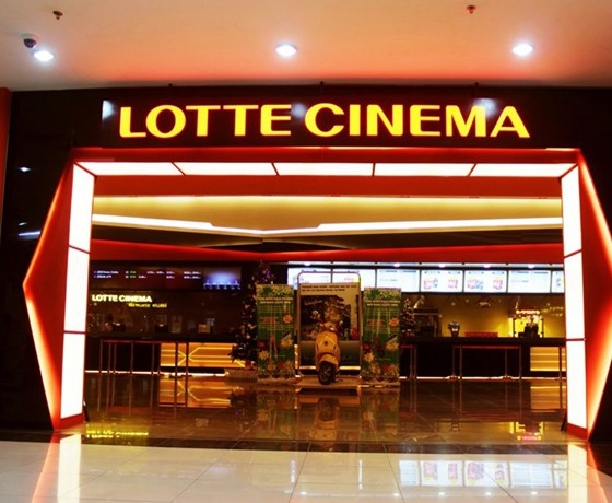 Lotte Cinema - Lotte Mart