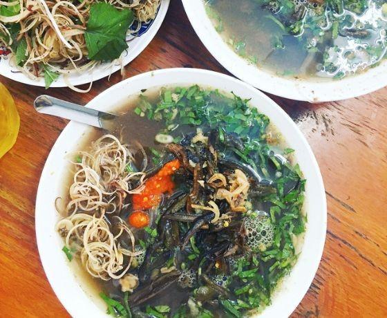Miến lươn bà Phấn - Ninh Bình