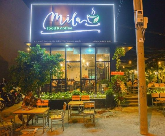 Mila Cafe & Food - Phan Thiết