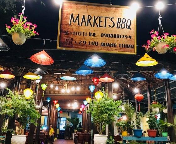 Chợ nướng Market - Đà Nẵng