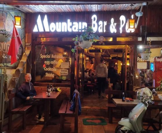 Mountain Bar & Pub - Sapa