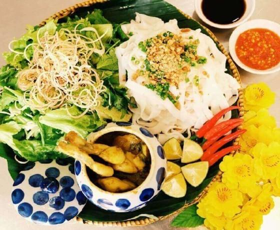 Mì Quảng Ếch bếp Trang - Đà Nẵng