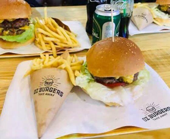 Oz Burgers - Đà Lạt