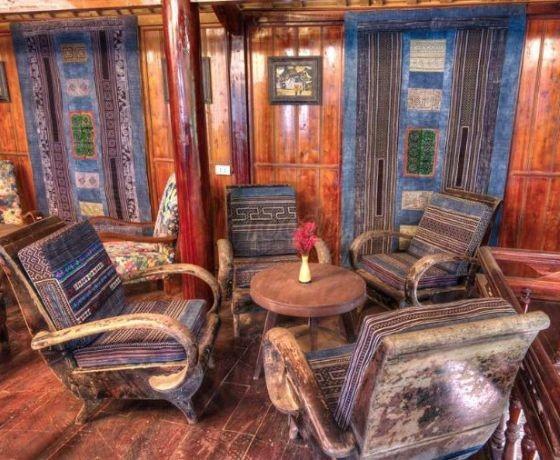 Wooden Pub - Sapa