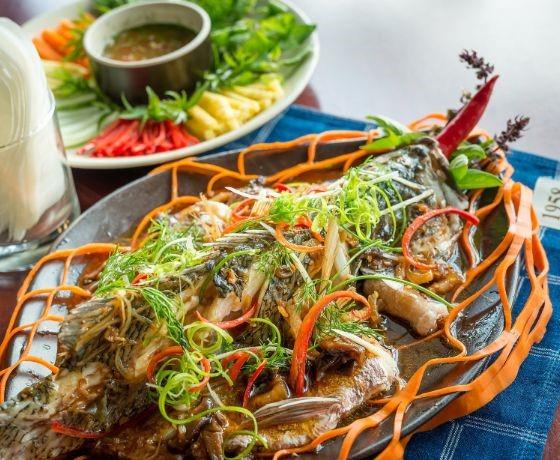 1958 Restaurant - Hạ Long