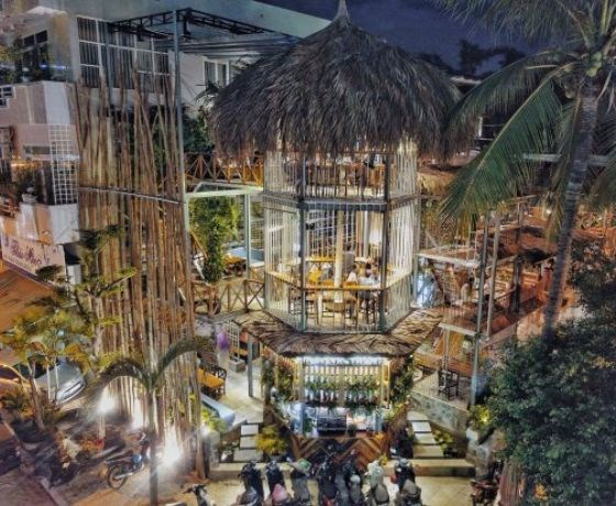 Cafe Rainforest - Nha Trang