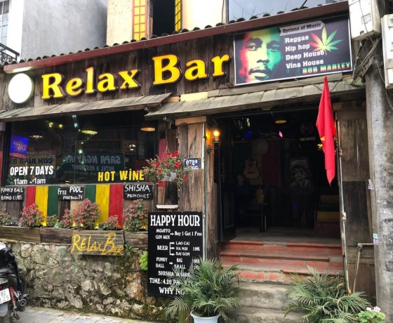 Relax Bar - Sapa
