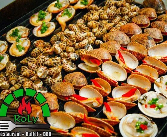 Nhà hàng Buffet Roly - Nha Trang