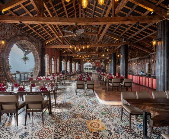 Sapa Sky View Restaurant & Bar - Sapa