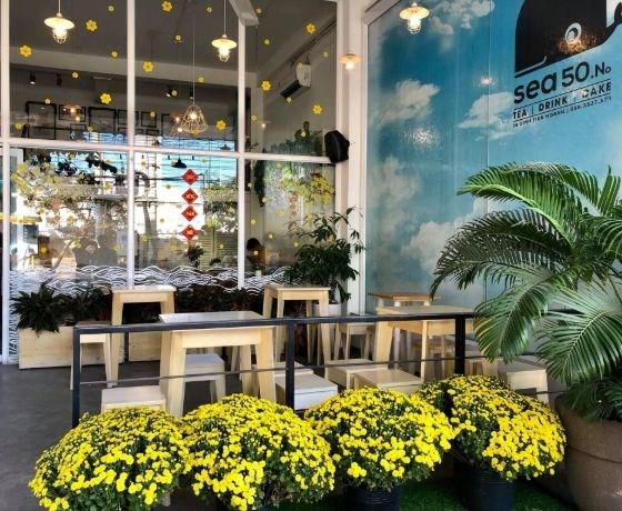 Sea 50.no Cafe - Nha Trang