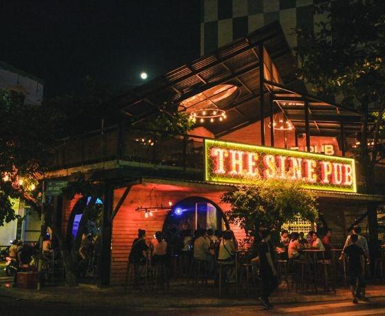 THE S.I.N.E PUB - Quy Nhơn