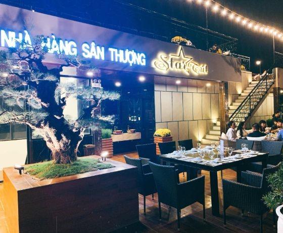 Nhà hàng sân thượng STAR TÚT - Phú Yên