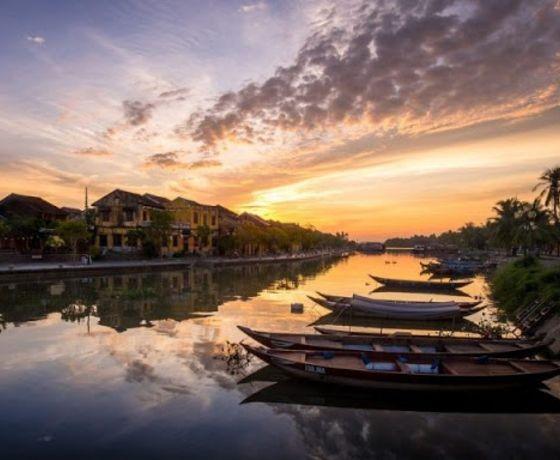 Sông Hoài - Hội An