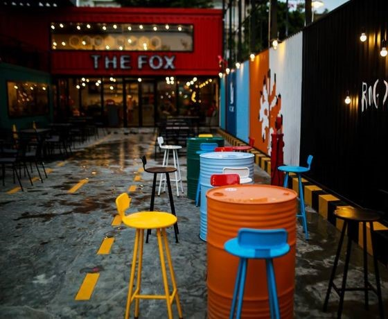The Fox Coffee - Phan Thiết