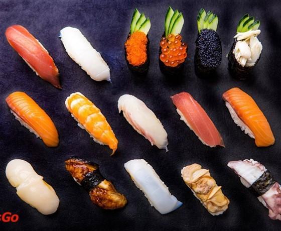 The Sushi Bar - Thiên Quế- Đà Nẵng