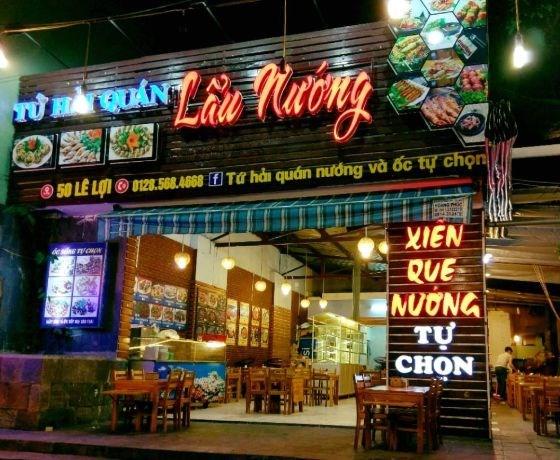Tứ Hải Quán - Đà Nẵng