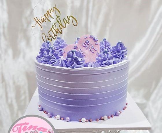 TINA Cakes workshop - Nha Trang