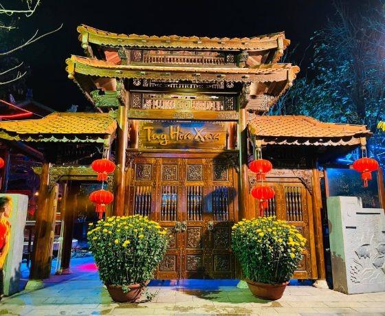 Tuy Hòa Xưa - RAJA Beer Garden - Phú Yên