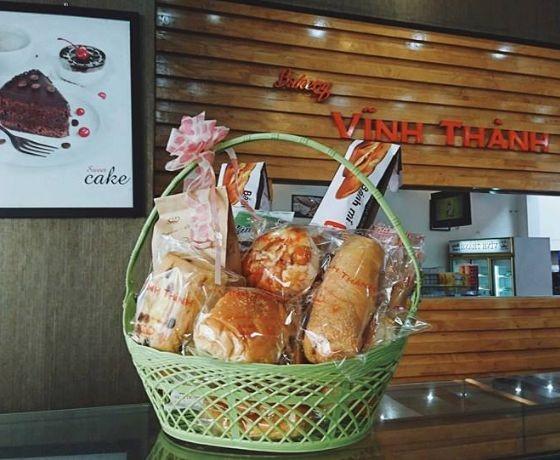 Tiệm bánh Vĩnh Thành Bakery - Nha Trang