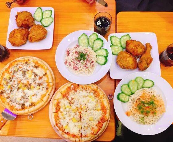 Volcano Pizza - Ninh Bình