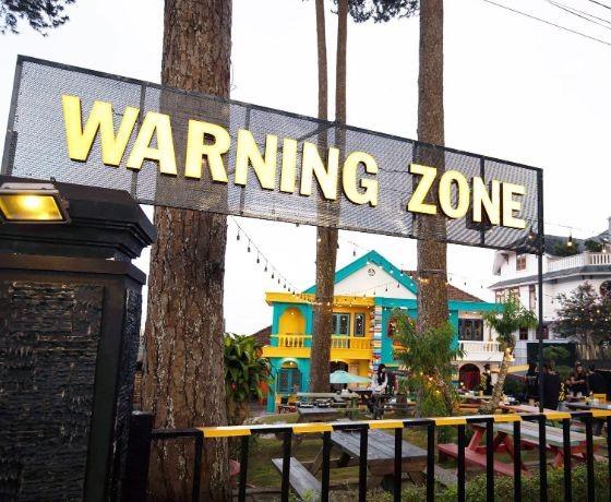 Warning Zone - Đà Lạt