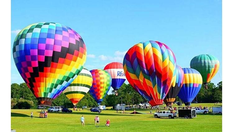 """Lễ hội khinh khí cầu cực hoành tráng sắp """"cập bến"""" Đà Nẵng đúng dịp 30/4 - 1/5"""