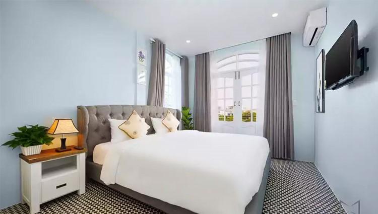 Hostel xinh xắn giá từ 130.000 đồng một đêm ở Đà Nẵng