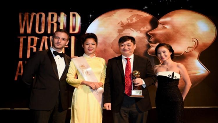 """Đà Nẵng đạt giải """"Oscar"""" của ngành du lịch"""