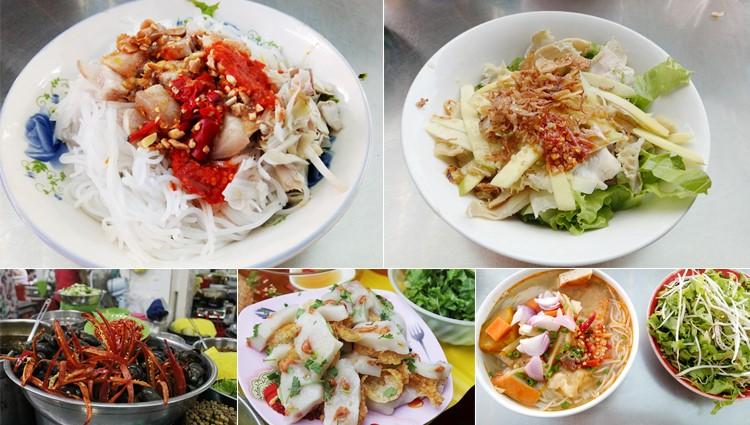 10 món hấp dẫn du khách ở khu chợ lớn nhất Đà Nẵng