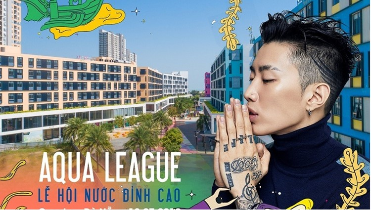 Công tác chuẩn bị cuối cùng trước giờ G quẩy banh nóc cùng lễ hội Aqua Leage lần đầu tiên xuất hiện tại Việt Nam