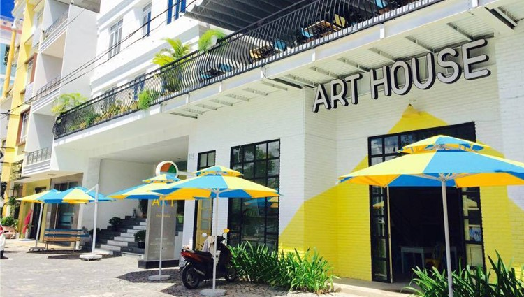 ART Hotel Đà Nẵng: Điểm lưu trú đậm chất 'nghệ thuật' ở Đà Nẵng