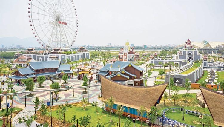 Sôi động mùa hè 2016 tại Asia Park