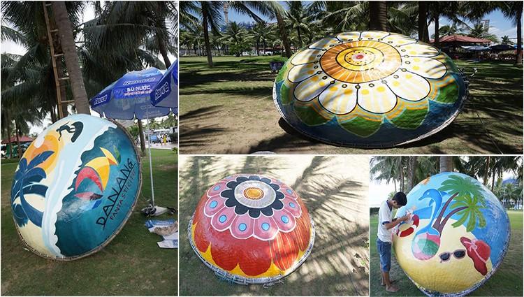 [HOT] Đà Nẵng sắp có con đường thuyền thúng ngay Công viên biển Đông