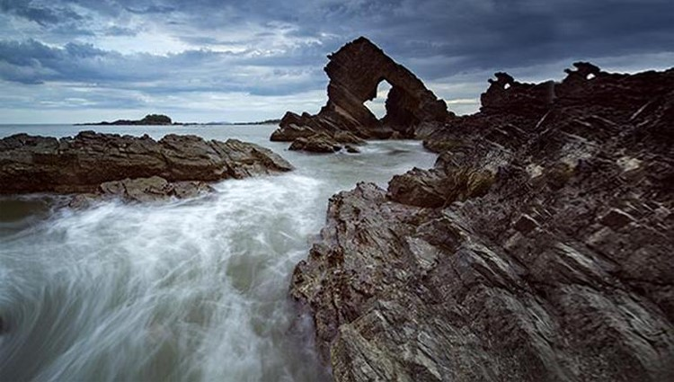 Tam Hải- Hòn đảo dừa đầy xinh đẹp của Quảng Nam.