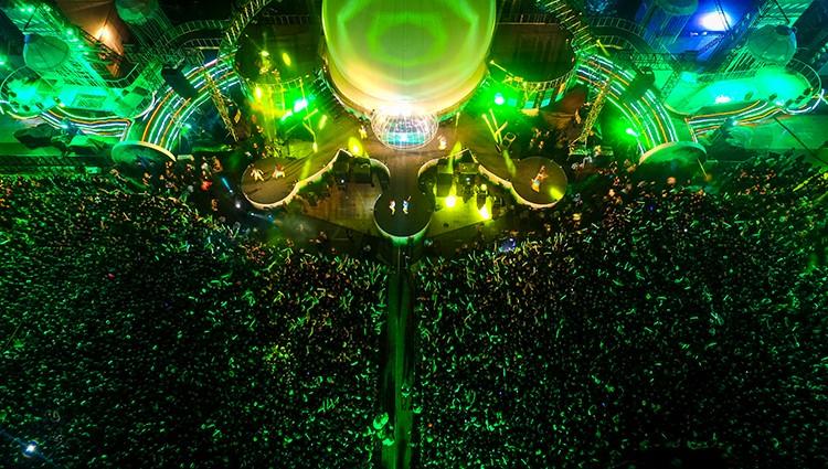 Fan Đà Nẵng hứa hẹn bùng nổ cùng đại tiệc âm nhạc tuyệt đỉnh Heineken Green Room