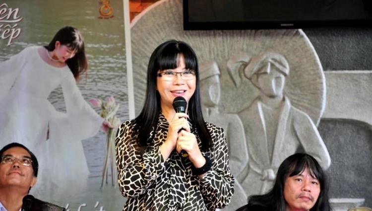 Ca sĩ Ánh Tuyết sẽ hát phục vụ người dân Đà Nẵng nhân kỷ niệm ngày giải phóng