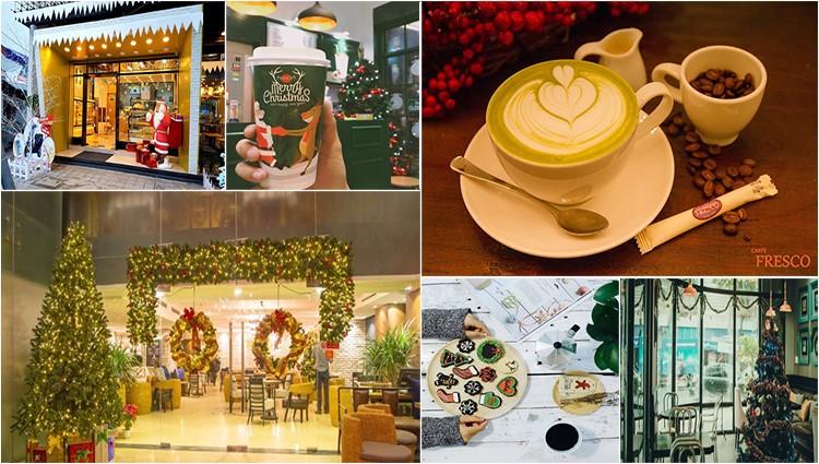 Check-in ngay 7 quán cafe Đà Nẵng siêu lung linh mùa giánh sinh này