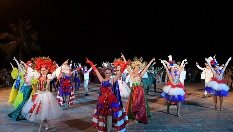 Carnaval 2019 - Vũ hội đường phố Đà Nẵng- Rực rỡ sắc màu