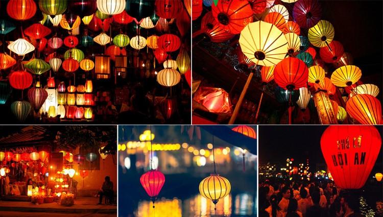 Giới trẻ háo hức chờ đón Lễ Hội Giao lưu văn hóa đèn lồng Việt – Hàn tại Hội An