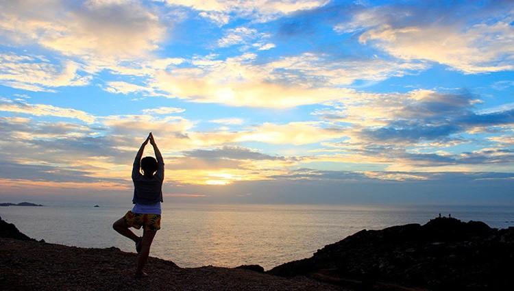 Đảo Bình Ba - Nơi đón mặt trời mọc tuyệt đẹp