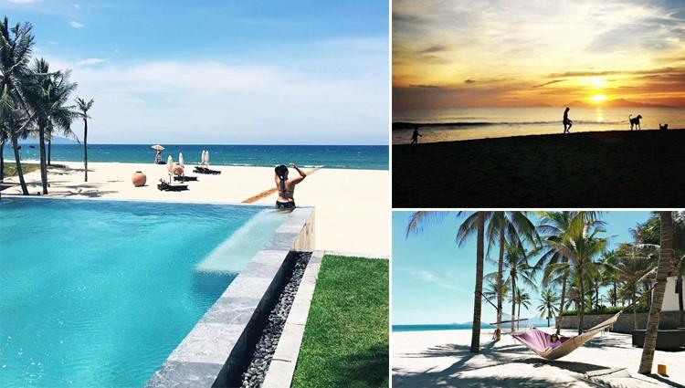 Ngay gần Hội An có bãi biển lọt top đẹp nhất châu Á: Mới toanh và cực ít người biết