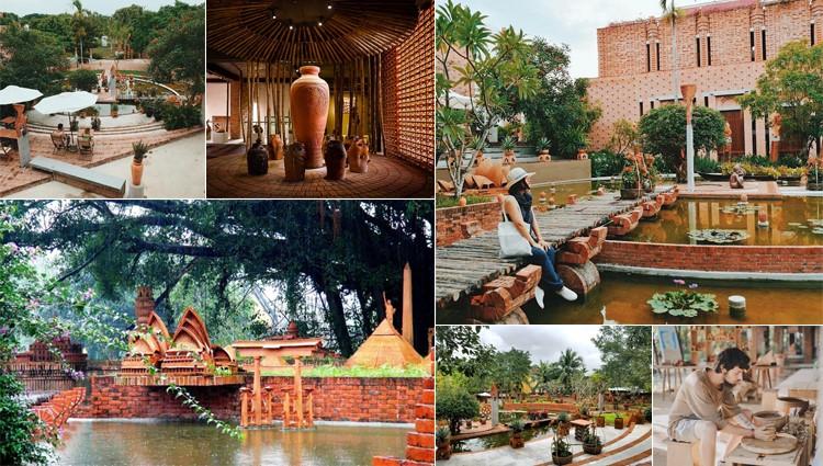 """Chụp cạn pin ở """"CÔNG VIÊN GỐM KHỐNG LỒ"""" xịn sò mới nhất Hội An"""