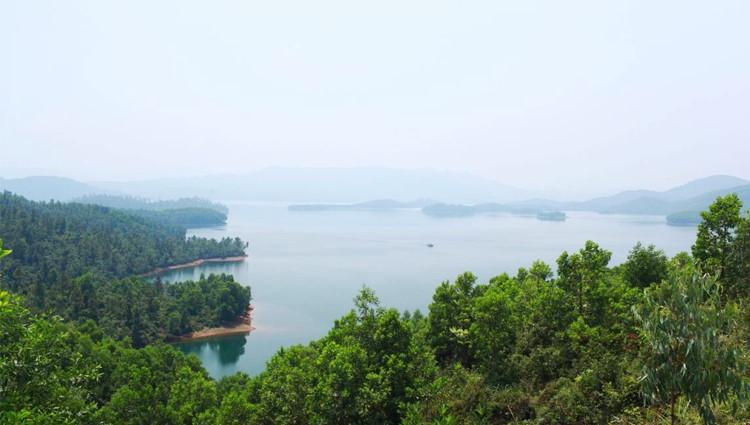 """Quyến rũ """"chảo nước"""" Phú Ninh Tam Kỳ"""