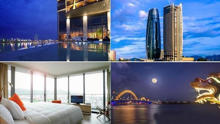 10 khách sạn nghỉ dưỡng cao cấp ở Đà Nẵng đẹp, sang trọng