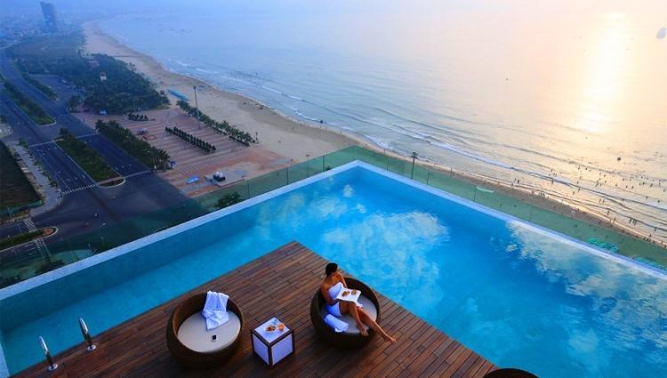 Top khách sạn có hồ bơi làm 'đốn tim' du khách khi du lịch Đà Nẵng