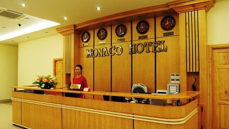 Nghi dưỡng tại khách sạn Monaco Đà Nẵng